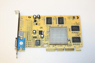 carte graphique AGP Nvidia GeForce4 MX440 64MB