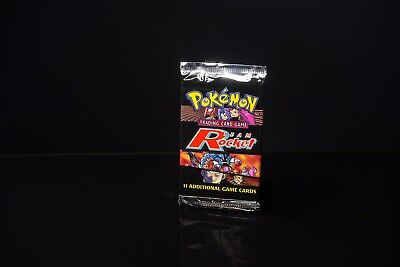 Pokemon Booster Display TEAM ROCKET NEU OVP Englisch 4 Themen Cover verfügbar