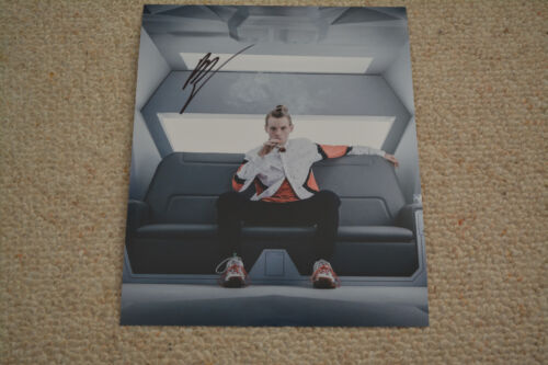BRUCE LANGLEY signed autograph In Person 8x10 (20x25 cm) AMERICAN GODS