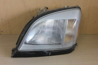 SEC S CL COUPE W140 HEAD LIGHT HEADLIGHT ASSEMBLY HALOGEN GENUINE LEFT L for sale  Sun Valley