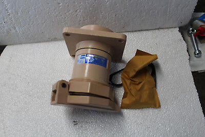 New Crouse Hinds Nr632 Receptacle 60a 2w 3p Krydon Arktite