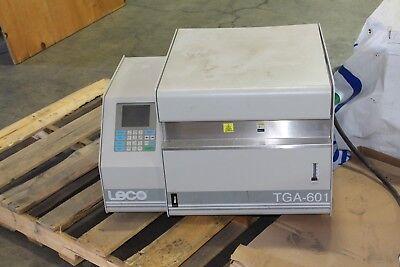 Leco Mod. 604-100-600 Thermogravimetric Analyzer Tga-601