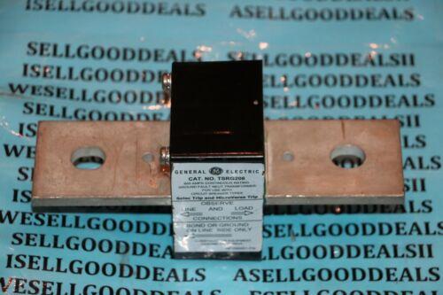 General Electric TSRG206 Neutral Current Sensor Transformer 600A New