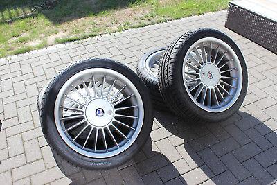 Gebraucht, Alpina 18 Zoll Kompletträder 8J x 18 3611678 u. 9J x 18 3611679 BMW E39 5er gebraucht kaufen  Anklam