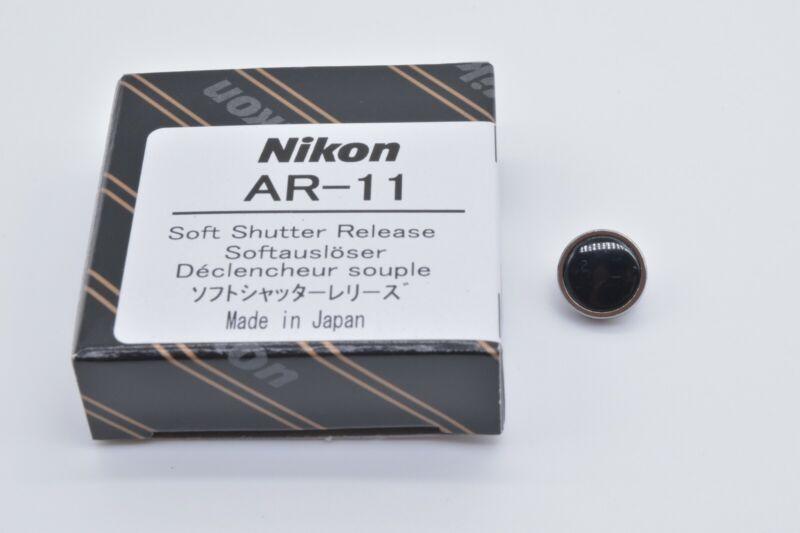 [New in Box] Nikon AR-11 Genuine Soft Camera Shutter Release for F3 FM3A FM2 Df