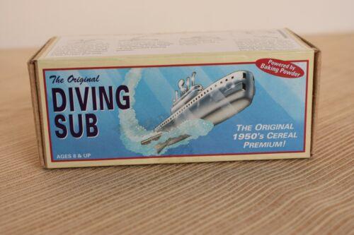 The Original Diving Sub Powered Baking Soda Restoration Hardware Reproduction