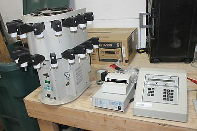 Oi Analytical Ap1000 With Autoprep Control Uv Detector