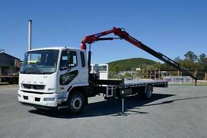 2020 Fuso Fighter 1627 Crane Truck South Murwillumbah Tweed Heads Area Preview