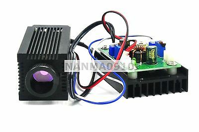 Focusable 1.6w 1600mw 808nm Infrared Laser Diode Ir Dot Module 12v W Ttl 20khz