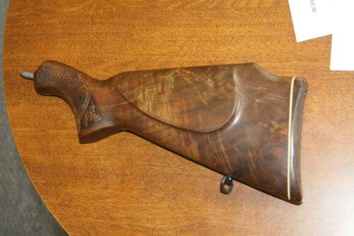 Winchester Model 120 1200 1300- Deluxe  Butt Stock Checkered Monte Carlo Fancy