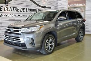 2017 Toyota Highlander LE AWD+CAMERA