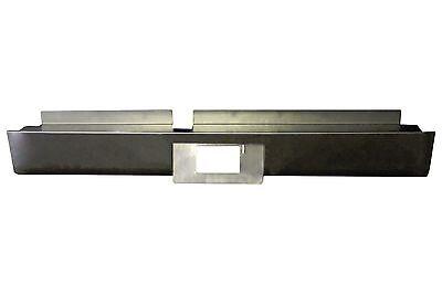 1997 1998 1999 2000-2004 Dodge Dakota Steel Rollpan w/Plate Box Center roll pan