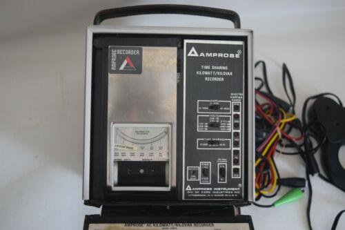 AMPROBE AC KILOWATT/KILOVAR RECORDER LAW78 or LSW79???