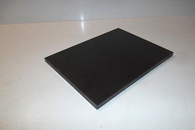 9054) HP, Hartpapier, schwarz, 10mm