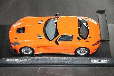 Mercedes-Benz SLS AMG GT3 (2011) - Minichamps 1:18 - Ref. 151 113105