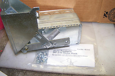 NEW MULTI-PRODUCTS ELECTRIC ACTUATOR 24VAC SPRING RETURN MP-210