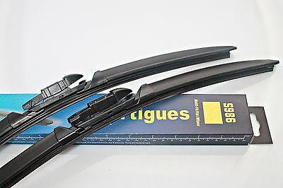 2 YOU.S SCHEIBENWISCHER VORNE 550 450 mm OPEL ASTRA H MERCEDES GLK X204 NEU
