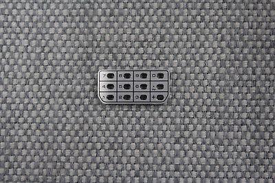 Casio C-801 Key-Pad Face Plate NOS RARE