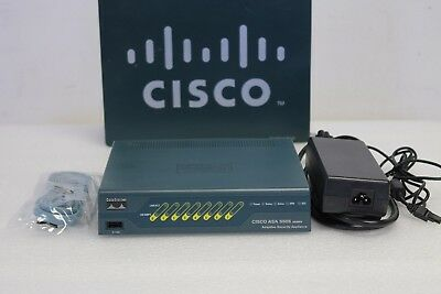 Cisco ASA5505   Unlimited  SECURITY APPLIANCE Firewall FAST SHIP