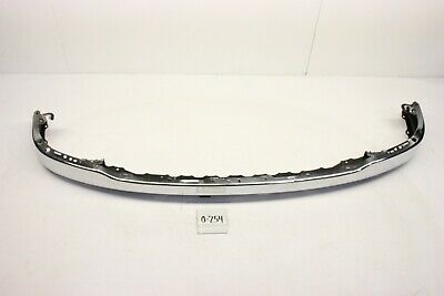 CHROME FRONT BARE BUMPER OEM TOYOTA TACOMA 4X2 01 02 03 04 small scratch