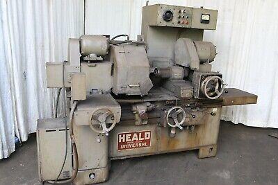 Heald Model 273a Universal Internal Grinder Yoder 70376