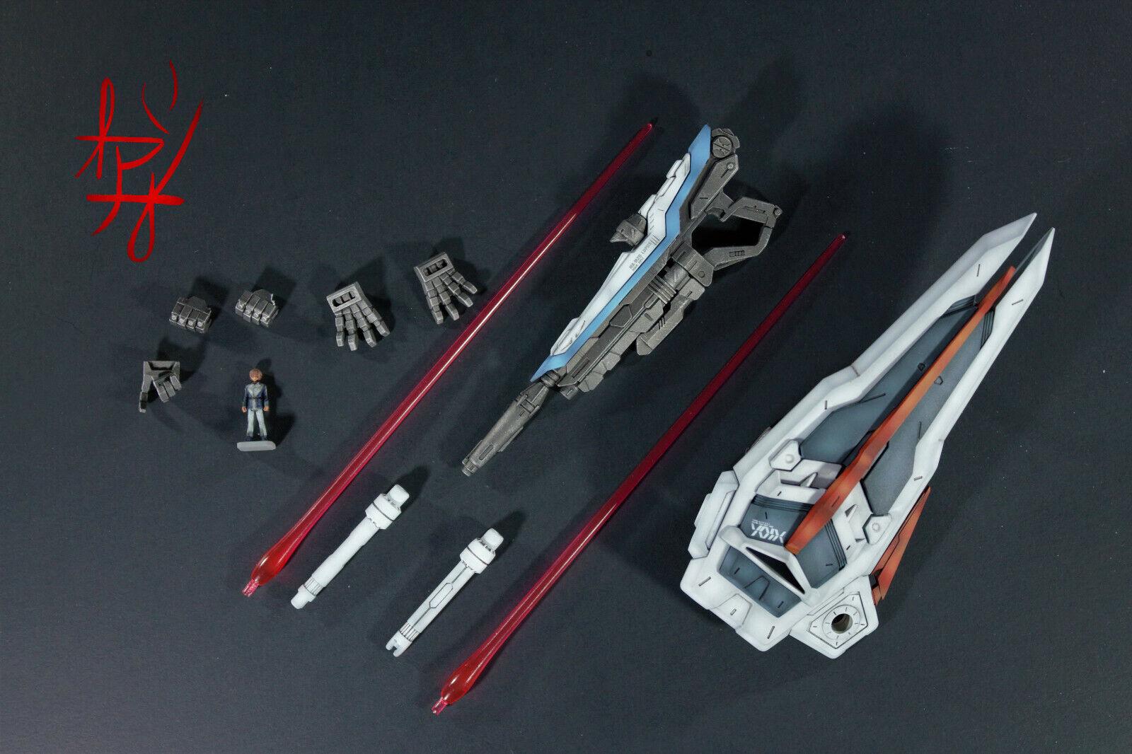 Commission Custom Signature US Artisan Built Painted Gundam/Gunpla Kit - $2,995.95