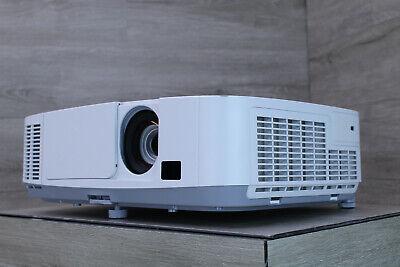 NEC P501X XGA 3LCD Projector - 5000 lumens 836 Lamp Hours