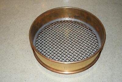 Fisher Scientific Usa Standard Testing Sieve .250 Inches Fs1