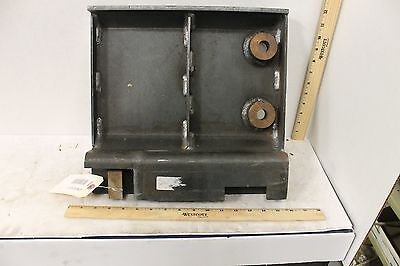 Crown Weldment Skirt Lh 093565s New Old Stock Forklift Parts