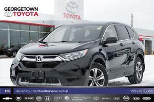 2018 Honda CR-V LX|BACKUP CAM|HEATED SEATS|SPOILER|ALLOYS