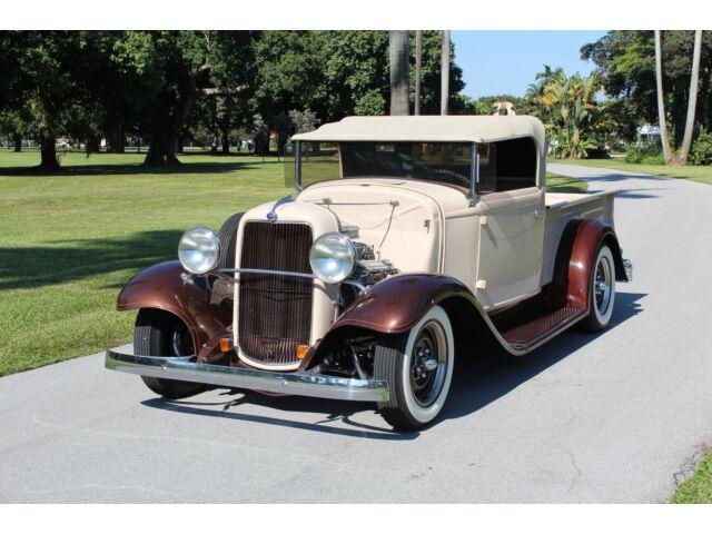 Ford : Other Pickups Pickup 1934 Ford Pickup Roadster****Hot Rod Truck****Corvette Rear *****Restomod*****