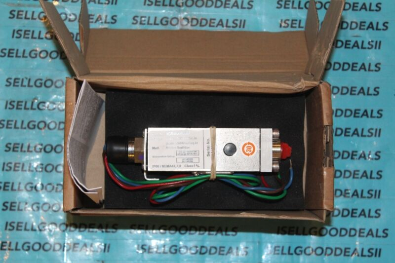 Delta Controls UGR4AAVCHSF Pressure Switch 350 to 3500 lbf/sq-in SS New