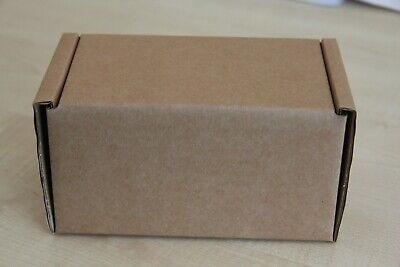 10 x Small Boxes Cardboard Postal / Mailing / Shipping 170 x 85 x 85 mm