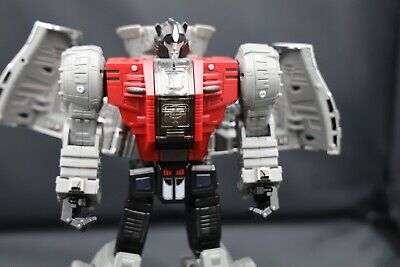 FANS TOYS FT-07 Stomp Sludge Transformers MP Dinobots Iron Dibots G1 Masterpiece