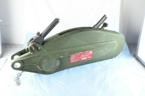 Tirfor T35 cable puller winch 3 ton/ 5 ton