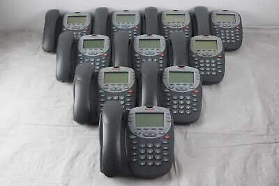 Lot Of 10 Avaya Ip Office 5410 Digital Telephones