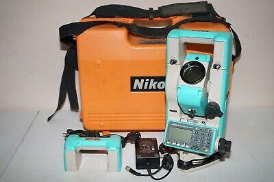 Nikon Npl-522 Total Station C11