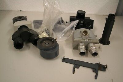 Ao Leitz Microscope Parts Accessories Trinoc Head Stage Fingers Ao3