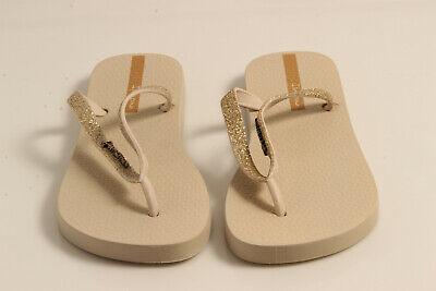 Ipanema Ivory Lolita Glitter Sandals UK 5 Ex-Display (LOLOTAGD468207)