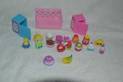 SHOPKINS TOYS GIRLS BOYS UNISEX BUNDLE  for sale  Shipping to South Africa