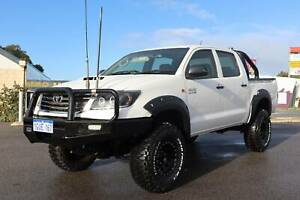 2012 Toyota Hilux - Automatic - Turbo diesel - LOW 86,000KMS Yangebup Cockburn Area Preview