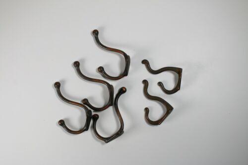 vintage brass wall hooks coat hangers