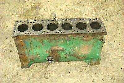 1953 Oliver 77 Tractor Gas Engine Block
