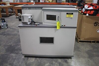 Leco Gds-750a Glow Discharge Atomic Emission Spectrometer Metal Test