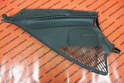 BMW 3 4 SERIES F30 F31 F32 F36 ENGINE COMPARTMENT COVER N/S LEFT SIDE 9206486