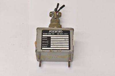 Foxboro Fr-302-2-4 Frequency Converter
