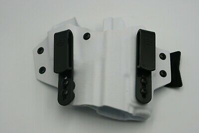 T.Rex Arms Glock 19/23 APL-C Sidecar Appendix Rig (2nd) Kydex Holster -Lefty-