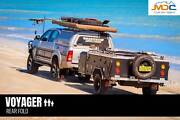 2018 MDC VOYAGER REAR FOLD CAMPER TRAILER Heatherbrae Port Stephens Area Preview