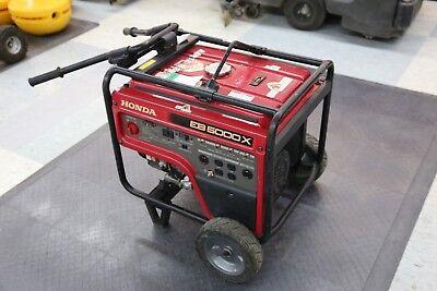 Honda Generator 5000 | Lincoln Equipment Liquidation