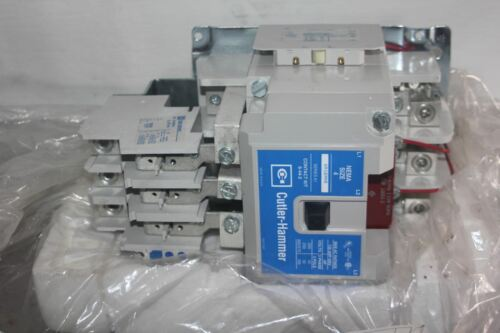 CUTLER HAMMER MODEL AN16NNQ INDUSTRIAL CONTROL SYSTEM AND CONTACT KIT 6-44-2